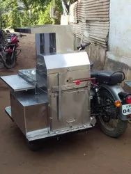 Bullet Shawarma Machine and Barbeque Machines