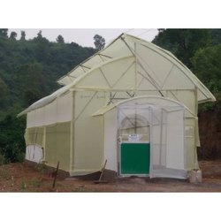 Hobby Greenhouse Structure