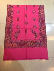 Pink Pashmina Stole