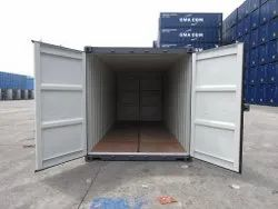 20' Double Door New Shipping Container