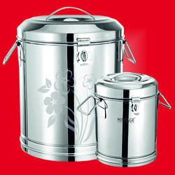 Stainless Steel Kunda Pawali