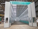 Large Equipment Paint Booths