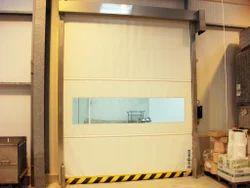 Rapid Roll Up Inox Door
