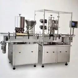 Liquid Filling Machine, Packaging Type : Bottle, Pouch & Jar