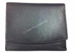 Adel International Brown Vintage Leather Wallets