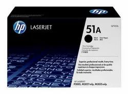 HP 51A Black Original Laser Jet Toner Cartridge (Q7551A)