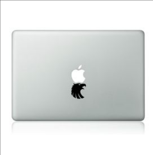 Clublaptop Eagle Eye Macbook Mac Sticker Skin Decal Vinyl At Rs 199 Piece Laptop Skin Id 15715939948