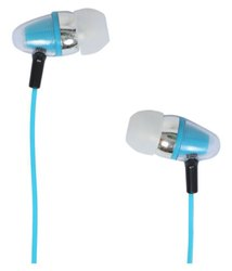 Blue Alpino Bchamp In Ear Wired Earphones with Mic