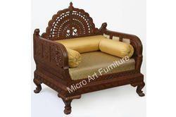 Wooden Sofa Designer Wooden Chair Manufacturer From Bengaluru