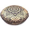 Floor Pouf Cushion Cover