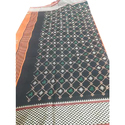 Trendy Embroidered Saree, 6m