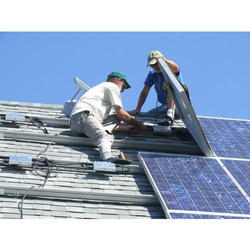 Solar Panels Installation Service, Size/Area: 200 to 1000 Square Feet