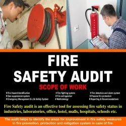 Fire Safety Audit, For Industrial