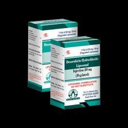 Doxorubicin Hydrochloride Liposomal Injection (Pegylated) 20mg/ 50mg
