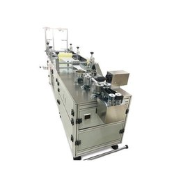 Bouffant cup making machine