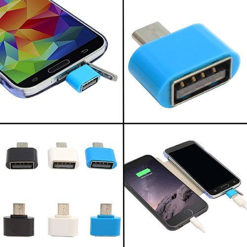 Fitur Otg Cable Mobile Phone Connection Kit S K07 Multicolour Dan Source · Mini OTG Cable
