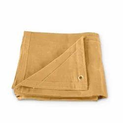Wax Treated Polyester Tarp