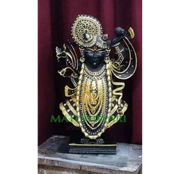 Marble Shirinath Statue