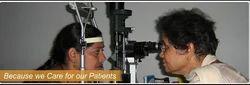 Laser Iridoplasty Treatment
