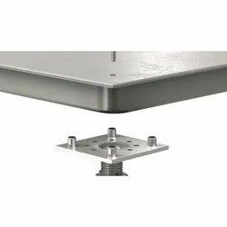 Gi Open Area False Flooring, Thickness: 33mm