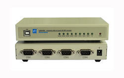 USB 4485 (USB to 4-port RS-485/422 Converter)