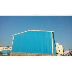 Industrial Roofing Shed Fabrication Service