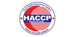 Haccp(Hazard Analysis And Critical Control Points) Food Safety Management Systems Certification