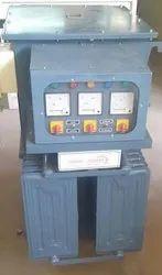 Oil Cooled Servo Voltage Controller