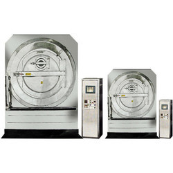 Guruson SS Front Loading Washing and Dyeing Machine