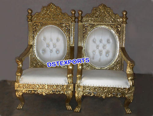 King/Queen Throne Chairs