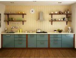 Best Stainless Steel Modular Kitchen, SS Modular Kitchen