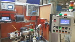 Exhaust System Leak Testing Machine