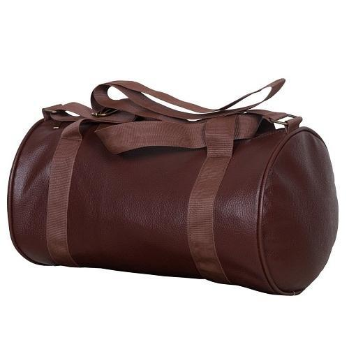 99a8276f1c9c Leather Gym Bag