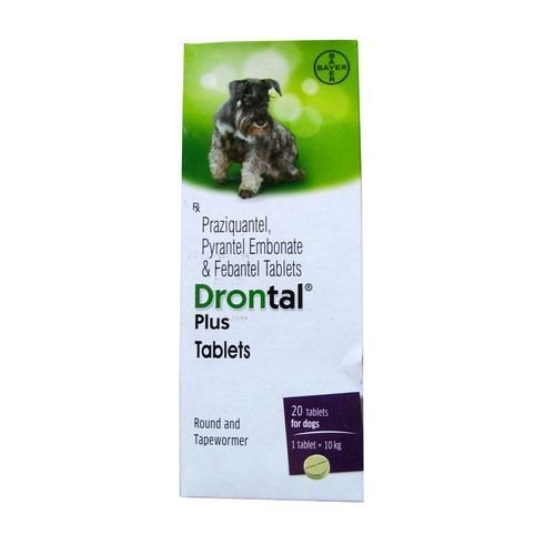 Drontal Plus Tablets | Arvind Remedies Limited