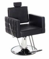 Footrest Black Barbar Chair