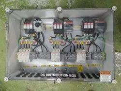 11 : 11 Solar Combiner Box