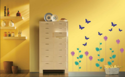 Asian Paints Nature Mix And Match Stencils