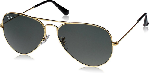 ede3876d1c0 Male Ray-Ban Aviator Sunglasses RB3025 001 58