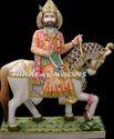 Marble Ramdev Baba Statue