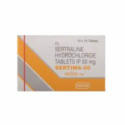 Sertima (Sertraline) Tablets
