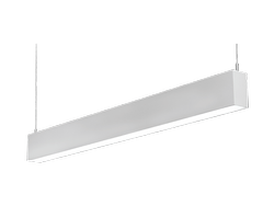 Aluminium Cool White Profile Linear Lights, 30W To 80W, Voltage: 110V-240V