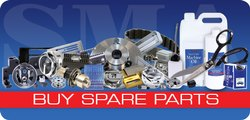 Spare Parts For Post Bed Industrial Sewing Machines And Skiving Machine