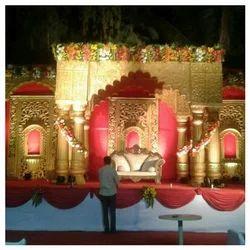 Rajwada Wedding Stage