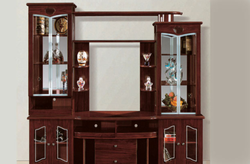 Display Cabinets Interior Design Service