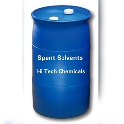 Spent Solvents