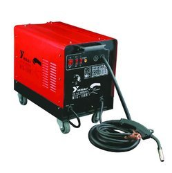 220V MIG Welding Machine, Dimensions: 52 X 31 X 44 cm, Output Current: 60-140 A