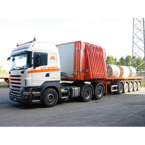 Industrial Coil Transportation Services in Raigad, HB