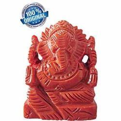 Coral Ganesha