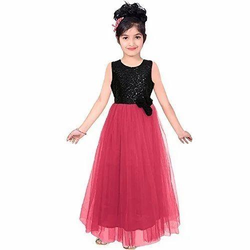 Party Wear Girl Kids Western Dress 6556a6851