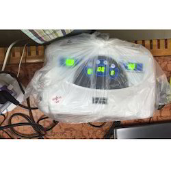 Plastic White Foot Spa Detox Machine, For Massage